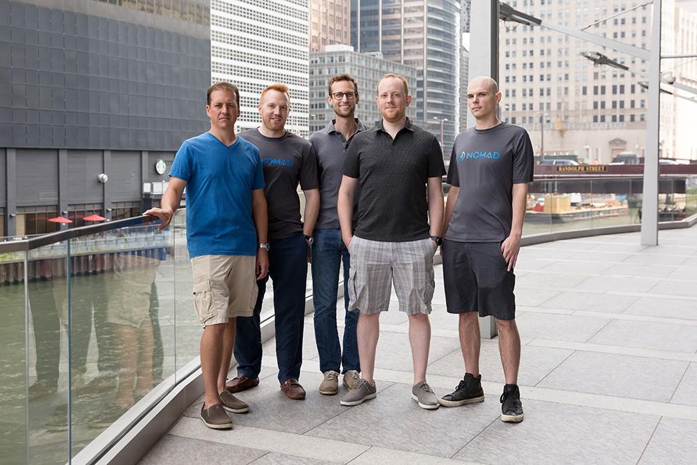 Nomad Team Photo