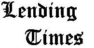 Image Lending Times Logo